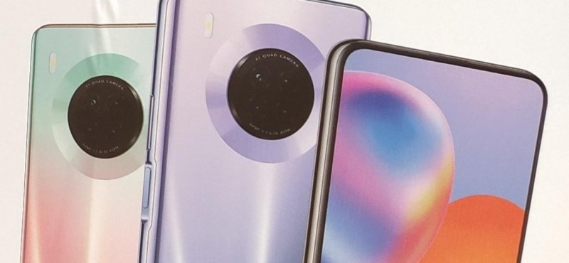 Huawei y9a mobile launched in September 2020 in Pakistan.