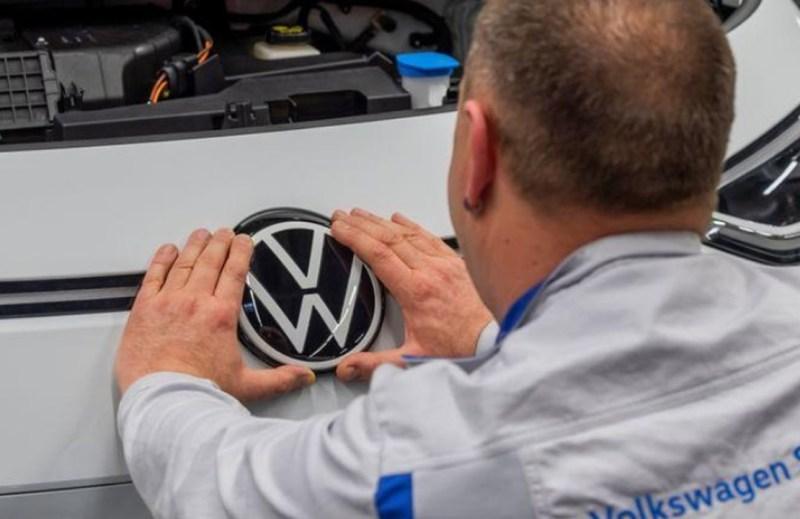 Volkswagen electric cars.