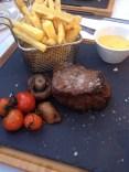 Amazing dinner at...