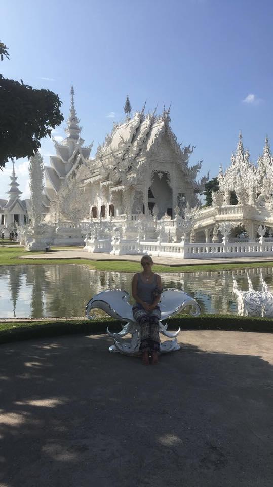 Chiang Rai, The White temple