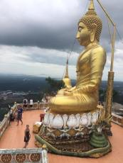 Krabi, Tiger Temple - right at the top!