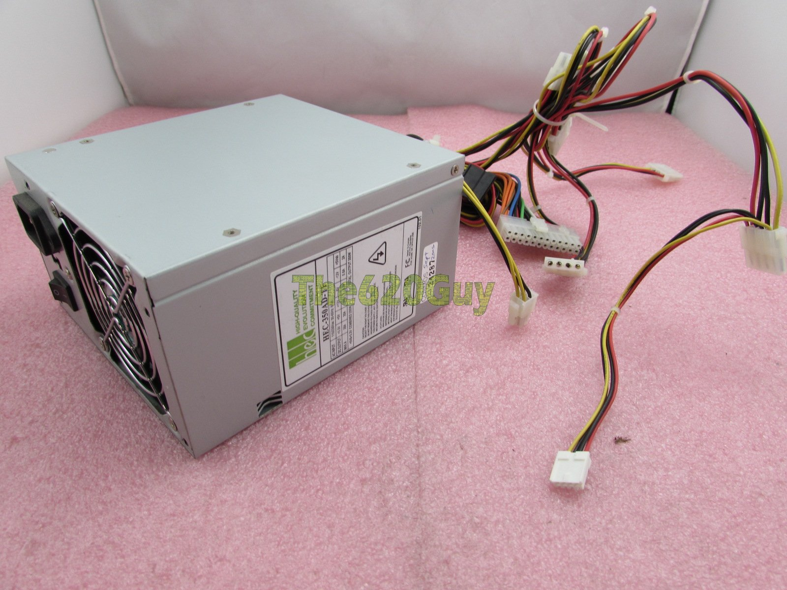 hight resolution of details about hec hec 350ad tf hec350adtf 350 watts 350w switching atx12v power supply psu