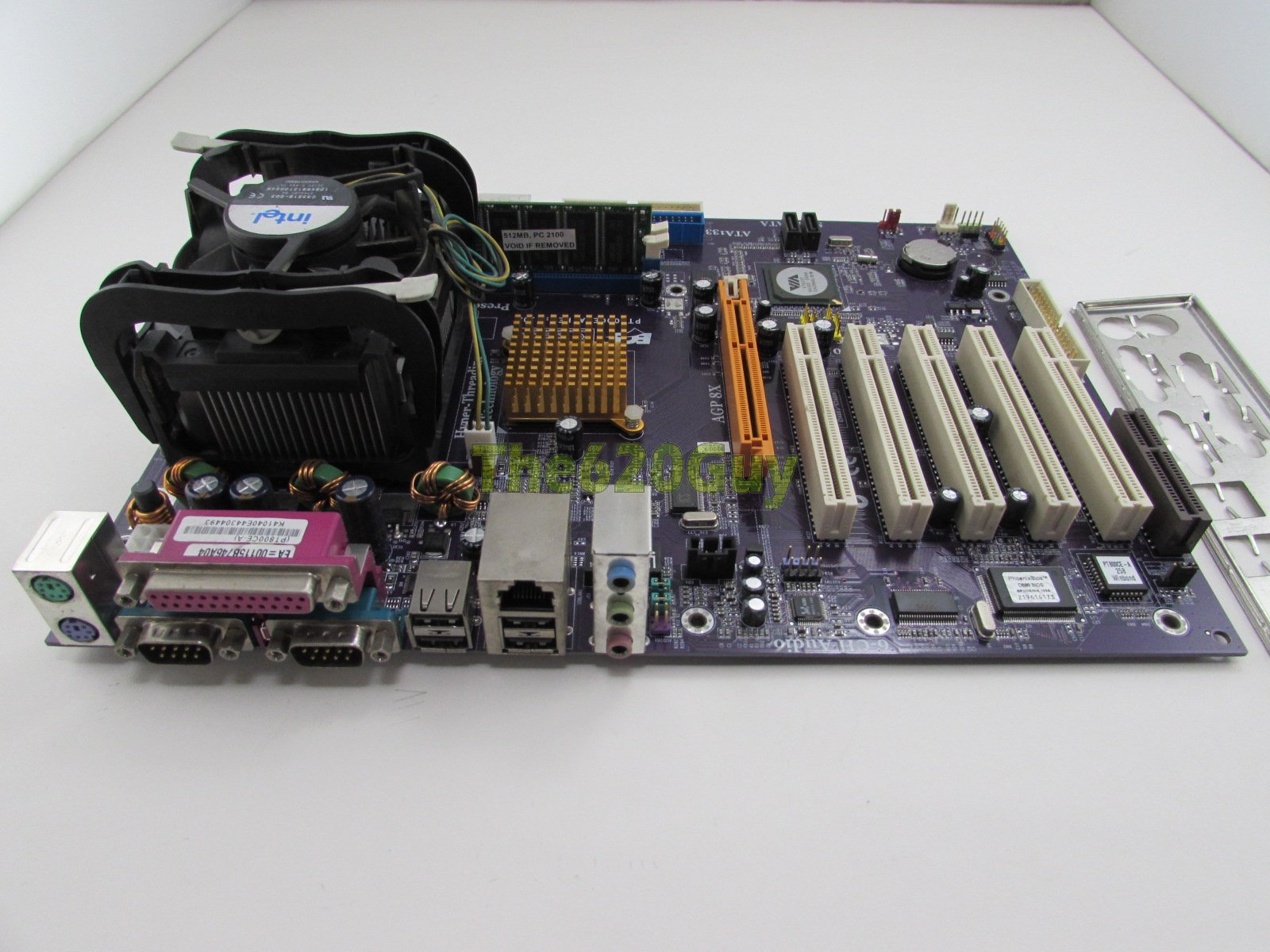 Ecs PT800CE-A 1.0 64Bit