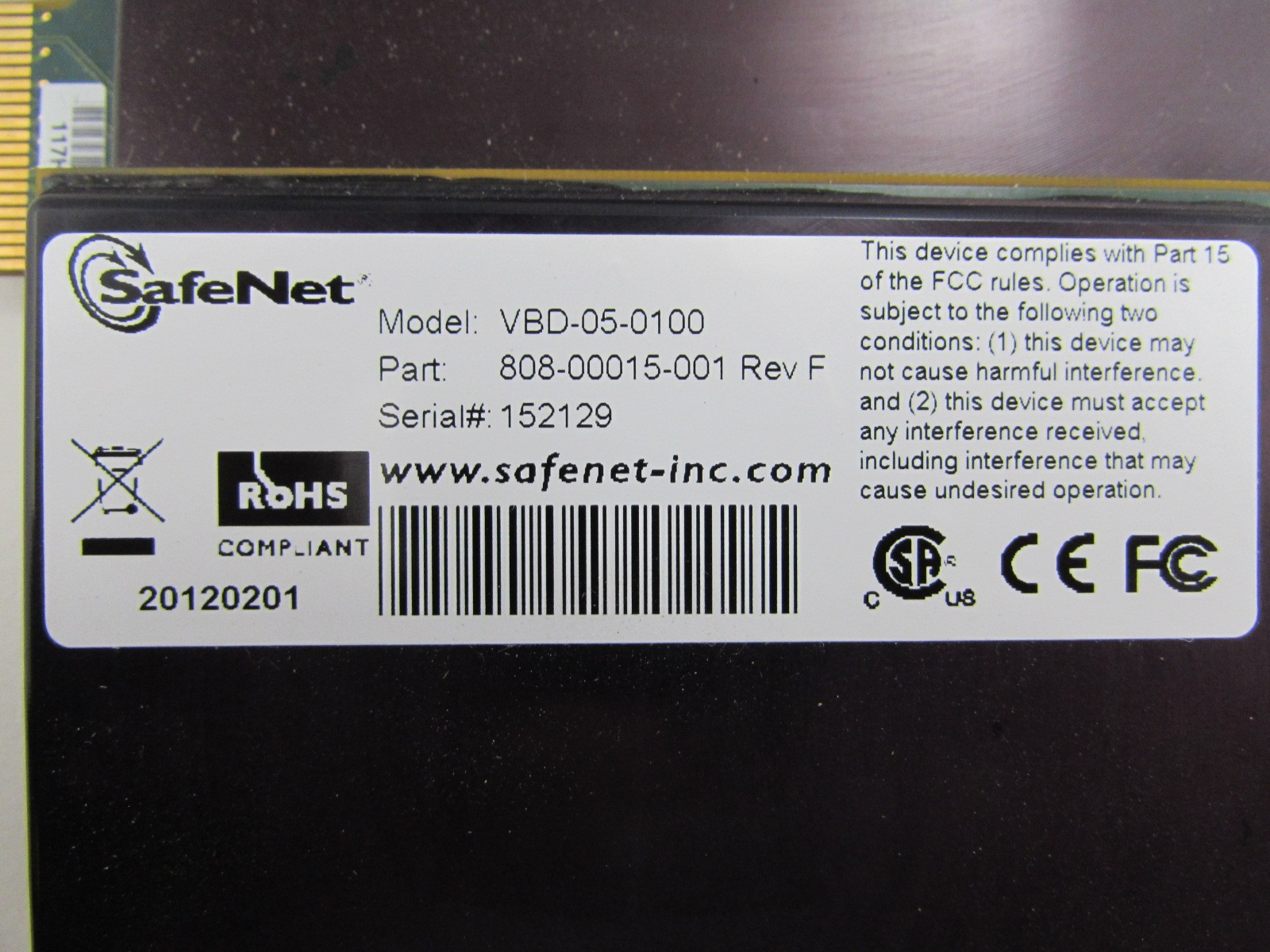 Safenet Hsm User Manual