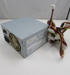 details about nsprire nsp 350dla2 350w 350 watts 24 pin atx 12v switching power supply psu [ 1600 x 1200 Pixel ]