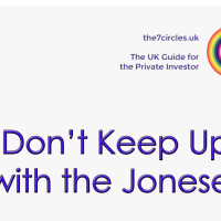 7♥ - Don't Keep Up with the Joneses