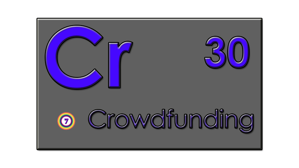 Crowdfunding- Elements 30