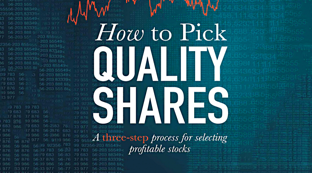 Quality Shares - A Stock Screen