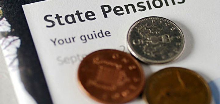 Image result for state pension