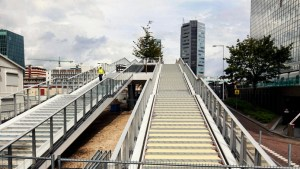 Longs stairs in Utrecht. Excellent for preparation!