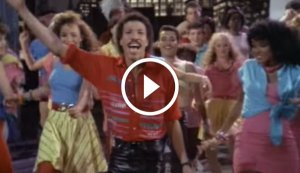 Lionel Richie - 'All Night Long (All Night)' Official Music Video