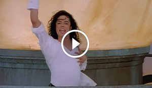 Michael Jackson's Music Video For 'Black Or White'