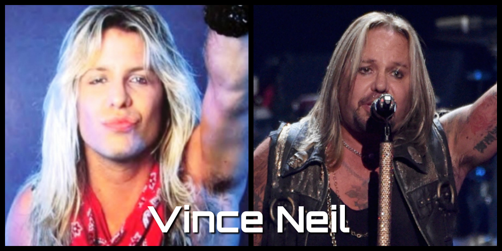 vince neil then and now