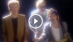 Hall & Oates - 'I Can't Go For That' Music Video