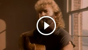 Keith Whitley - 'When You Say Nothing At All' Music Video