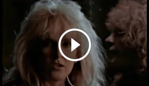 Ozzy Osbourne and Lita Ford - 'Close My Eyes Forever' Music Video