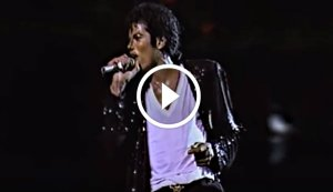 Michael Jackson - 'Shake Your Body' Live From Yokohama in 1987
