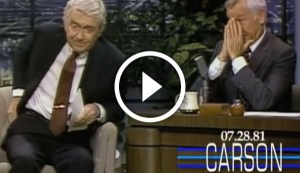 Jimmy Stewart Shares A Touching Poem About His Dog Beau On The Tonight Show With Johnny Carson