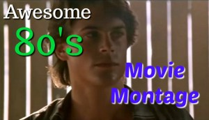 Awesome 80's Movie Montage of Clips
