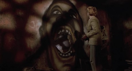 Helen and the Mural of Candyman - Candyman(1992)