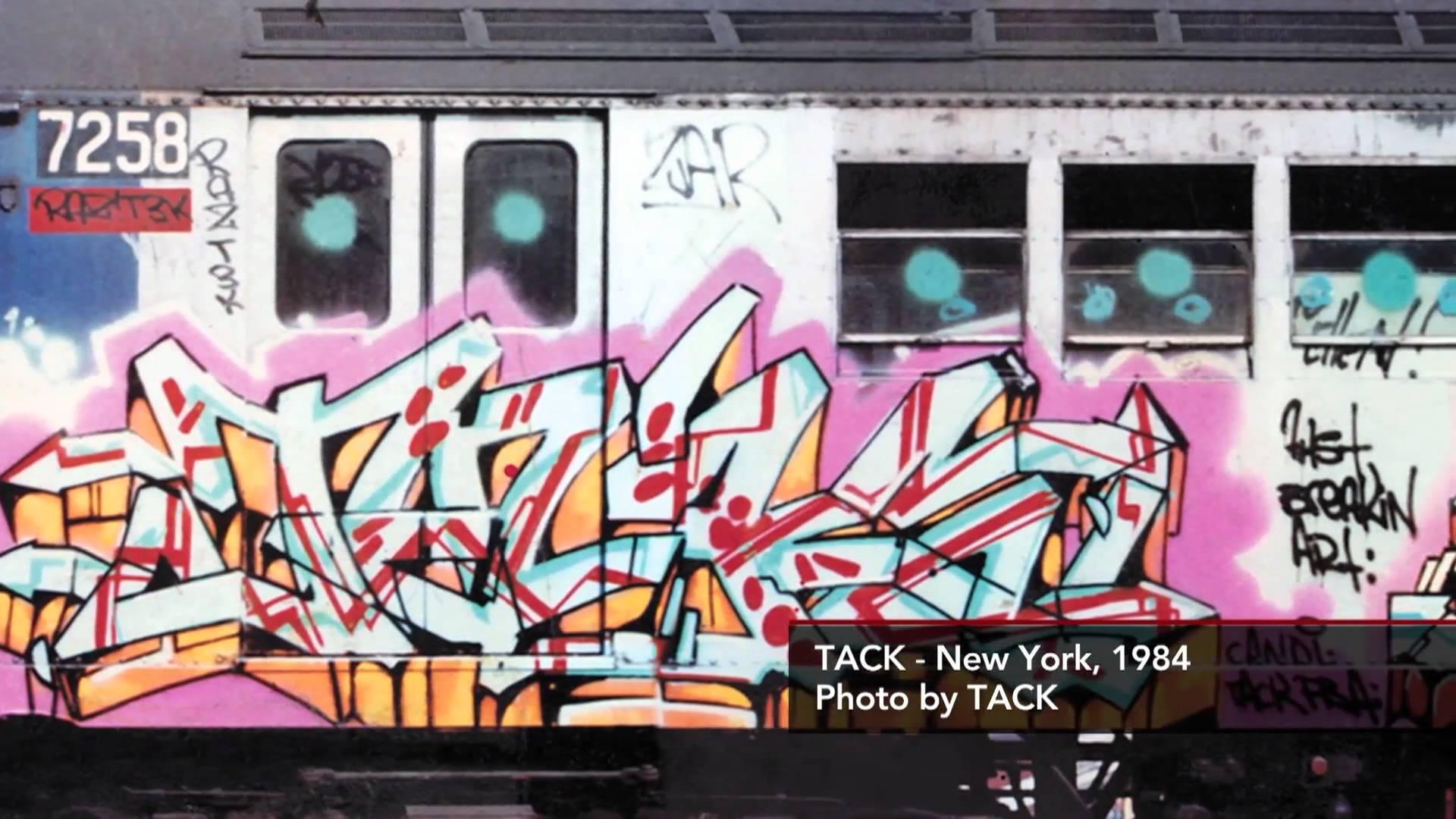 The History Of Graffiti Video The 8 Percent