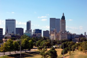 Tulsa-skyline-day