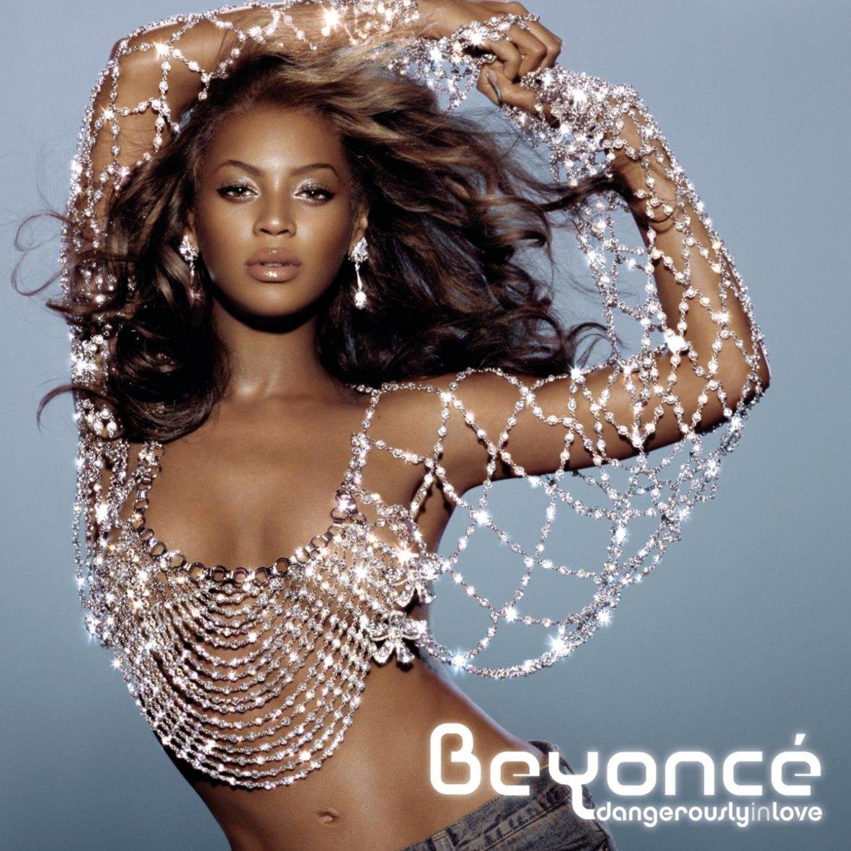 Dangerously In Love album cover