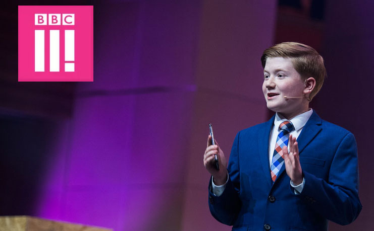 Alex knoll, Ability App, BBC, BBC3