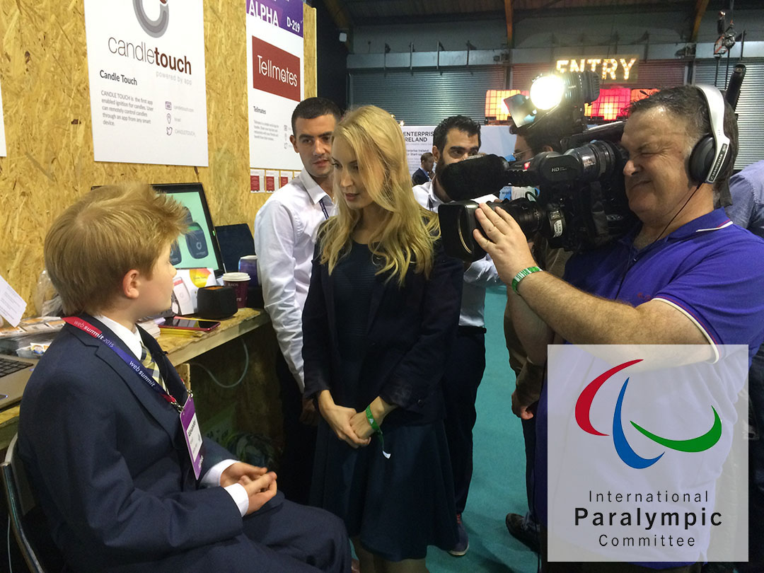 International Paralympics Committee, Ability App, Alex Knoll