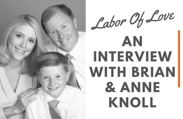 Blog: Labor of Love