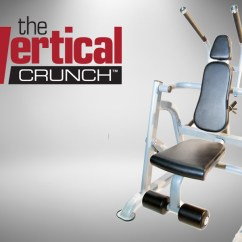 Ab Cruncher Chair Ergonomic Wayfair Vertical Crunch The Abs Company Write A Review