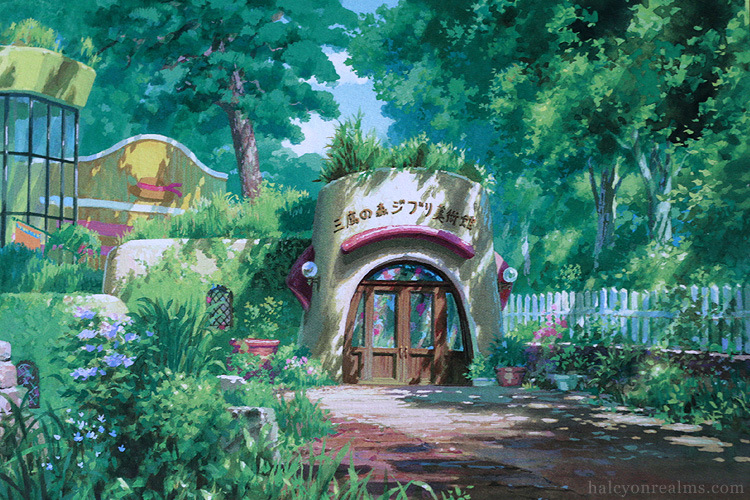 Cute Curious George Wallpaper Ghibli Museum Illustrated Postcards The Absolute