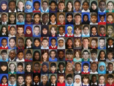 faces and races