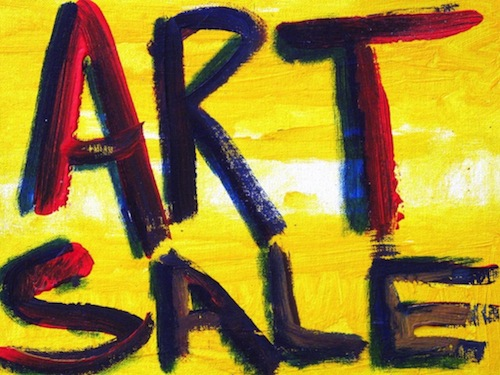 Post image for 10 Strategies to Improve Your Art Sales