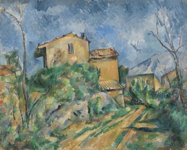 Paul Cezanne Impressionist Paintings