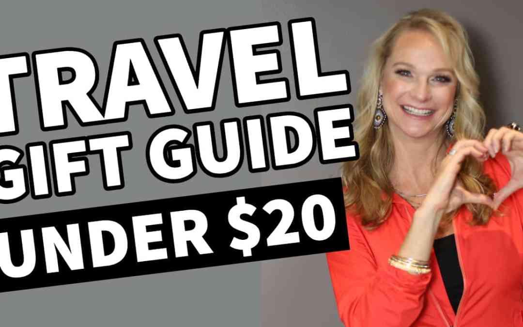 UNDER $20 TRAVELER GIFT GUIDE