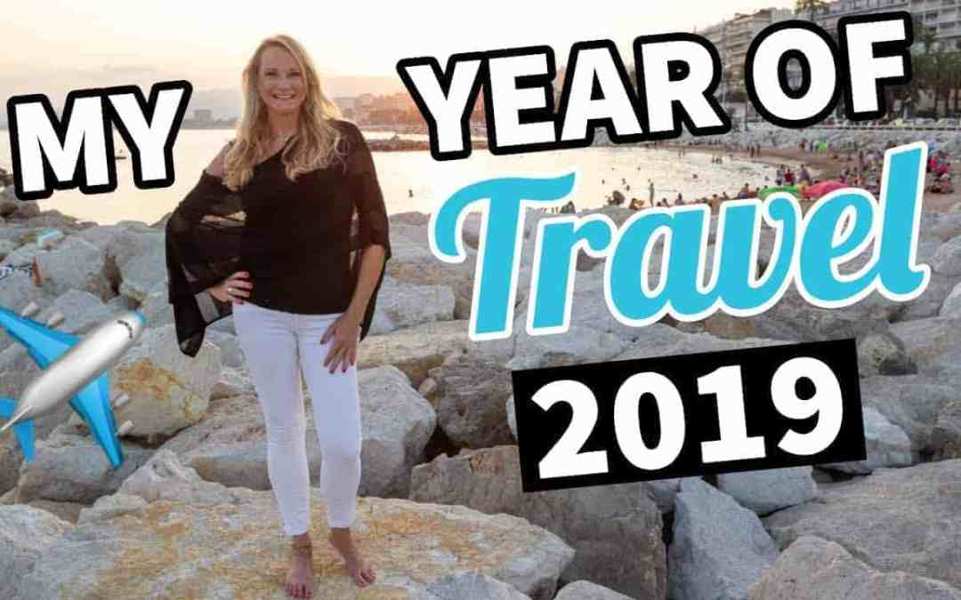 My 2019 Year of Travel