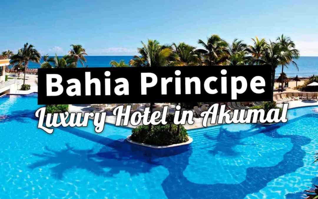Review of Bahia Principe Luxury Akumal Resort