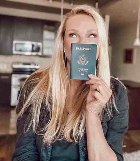 The Abundant Traveler, Passport