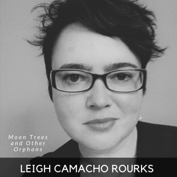Leigh Camacho Rourks wins the Black Lawrence Book Award for Moon Trees and Other Orphans