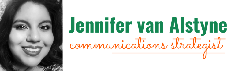 Jennifer van Alstyne, communications strategist