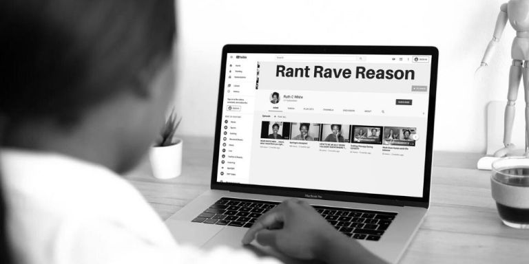Rant. Rave. Reason. YouTube channel