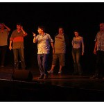 Doing improv is one way that speakers can become better