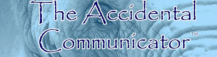 The Accidental Communicator