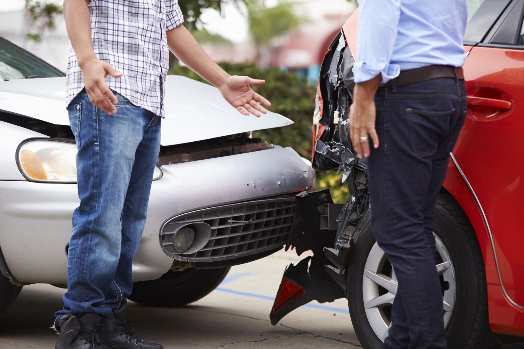 How Fault Is Determined in a Car Wreck