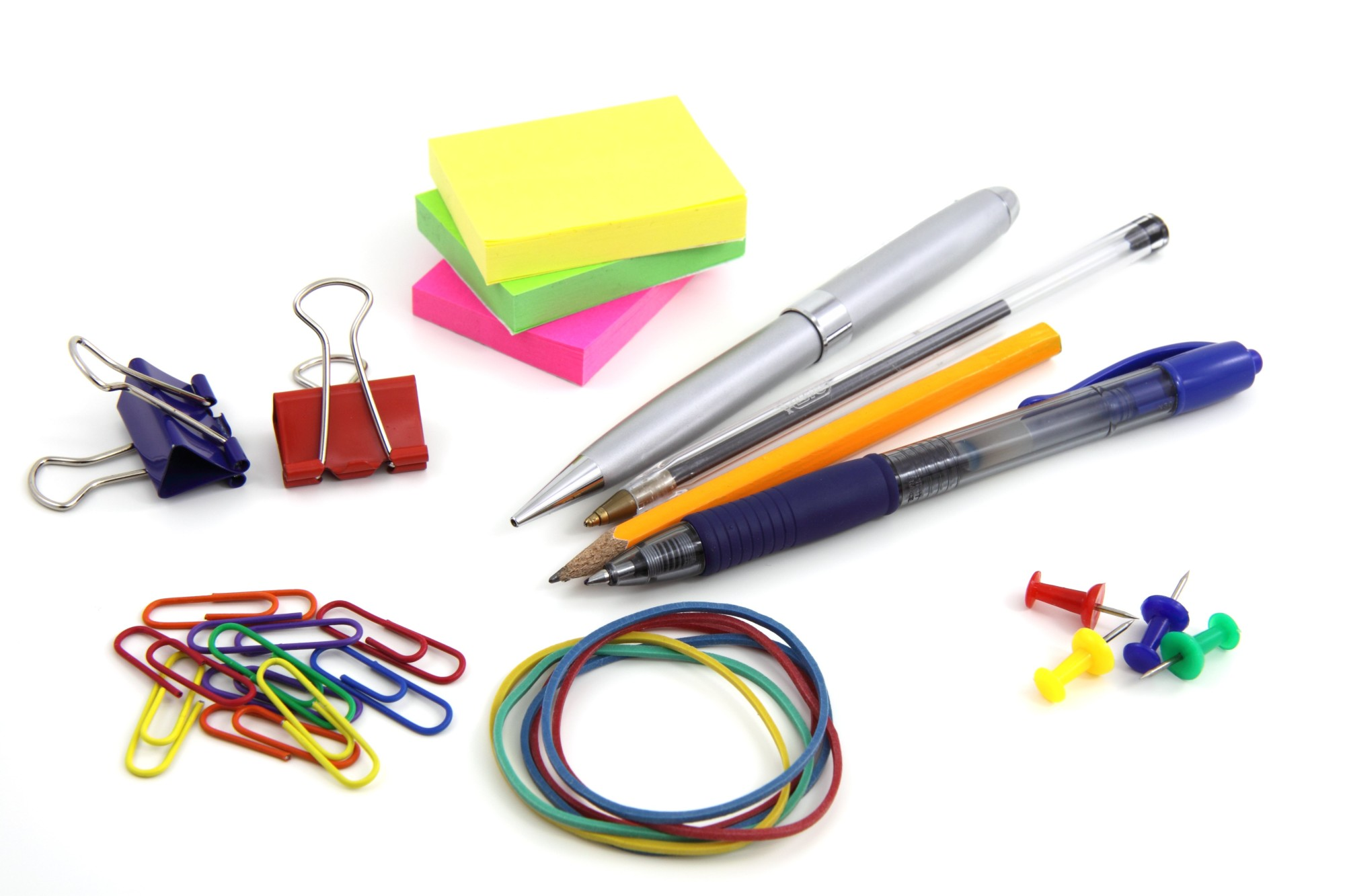 A List of Some Must Have Office Supplies for Any Work Space