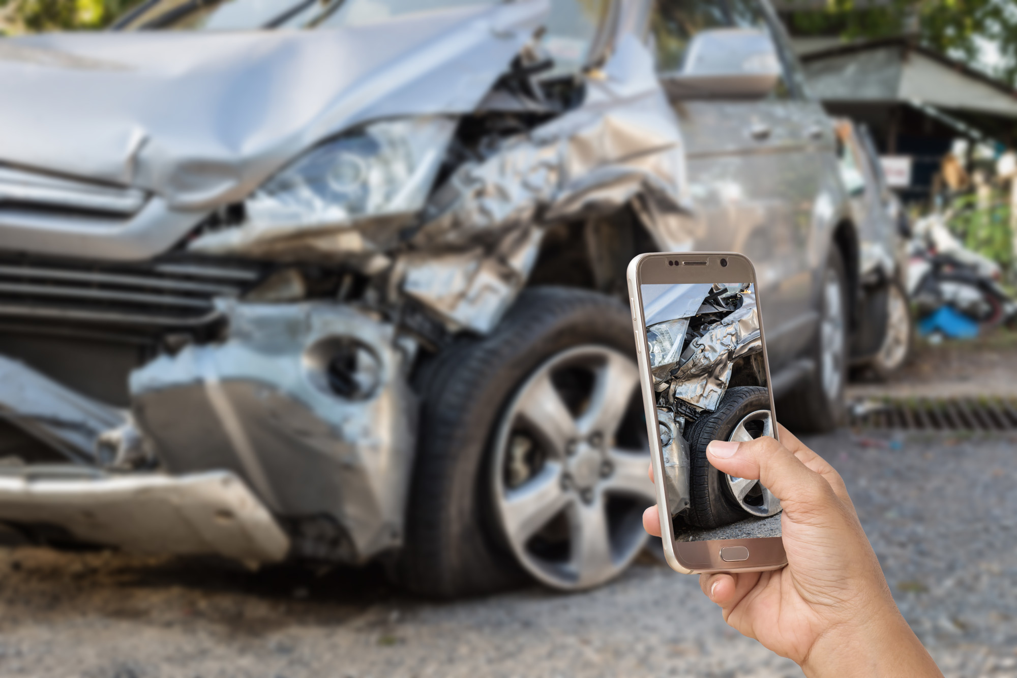 Everything You Need to Do After Car Crashes