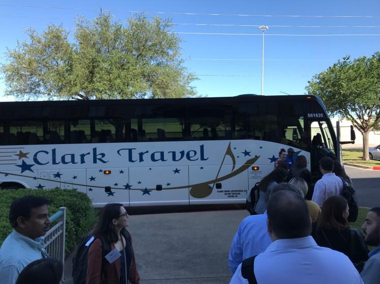 Design Thinking University Bus to Downtown