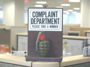 Online worker complaints have to be handled carefully by IT Managers