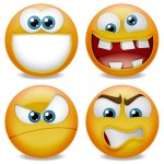 Do emoticons have any role to play in the IT workplace?